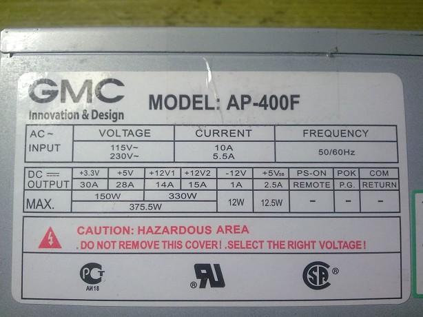 AP-400F